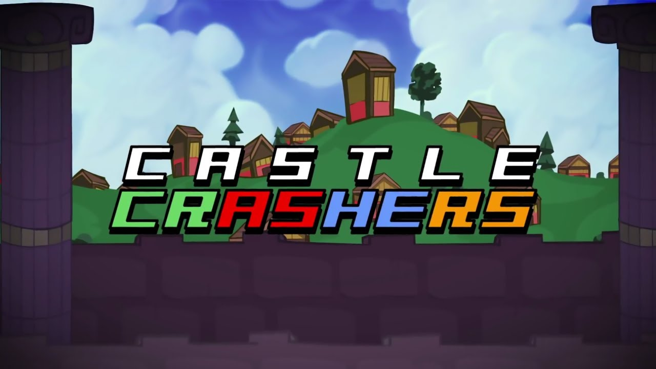 Creepy Frog - Castle Crashers