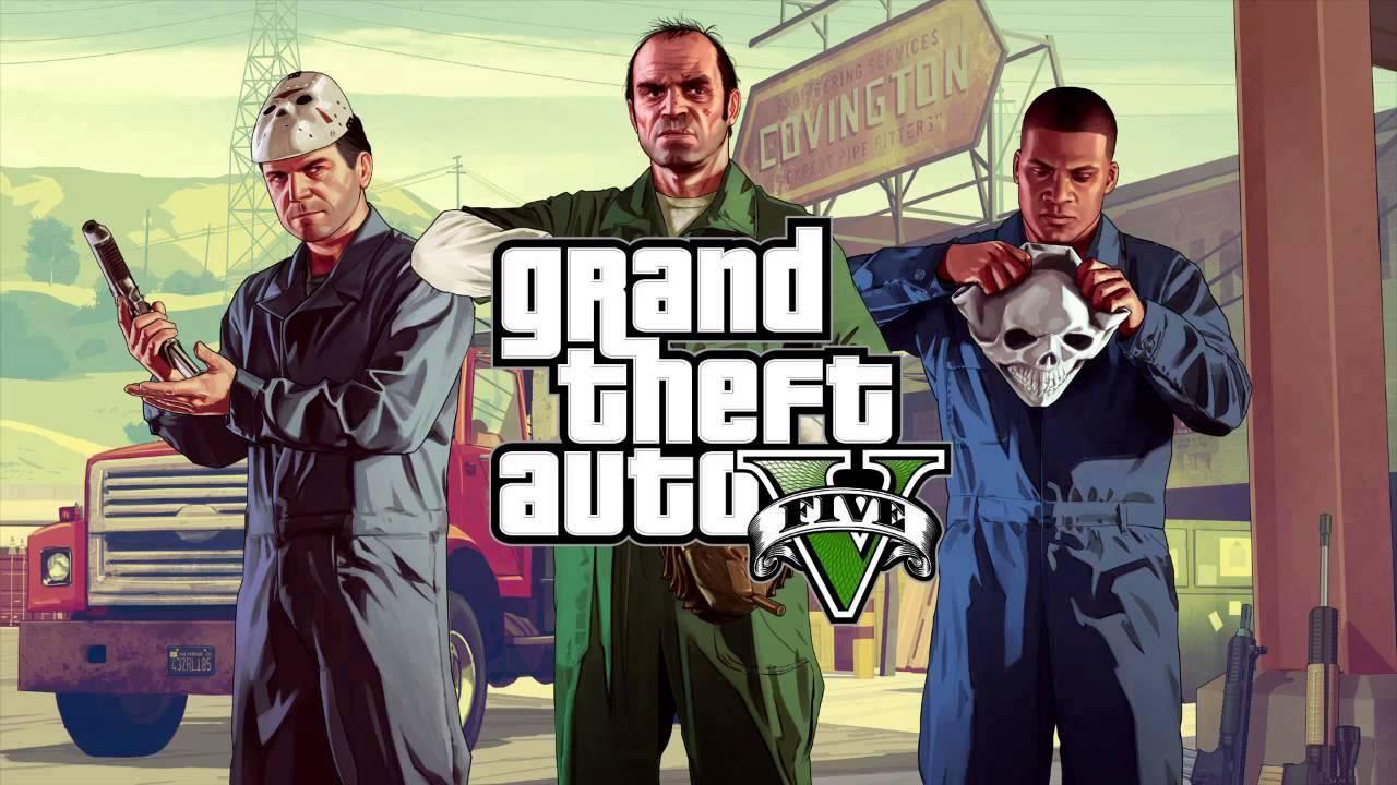 Lady (Hear Me Tonight) - Grand Theft Auto V