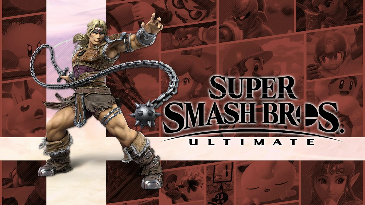 Bloody Tears / Monster Dance - Super Smash Bros. UItimate