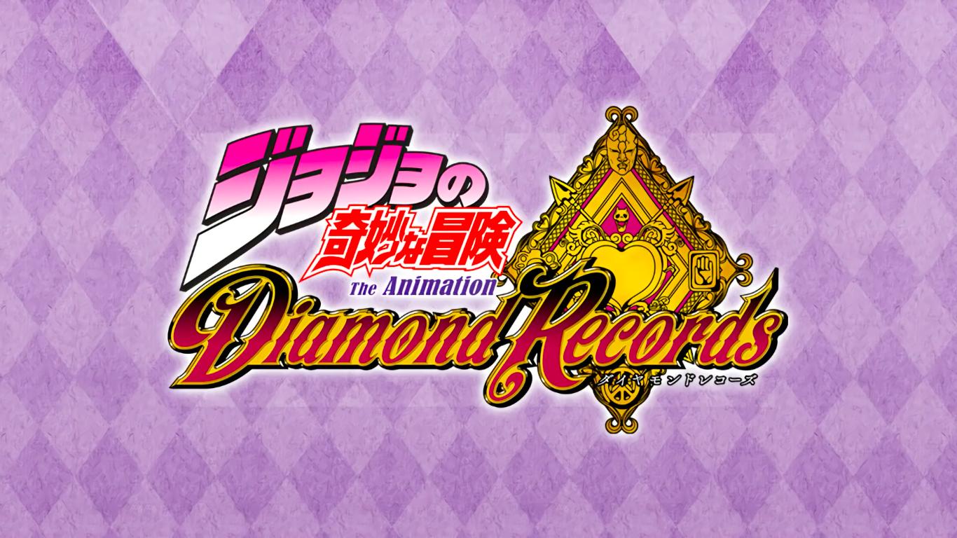 GREAT DAYS - JoJo's Bizarre Adventure: Diamond Records