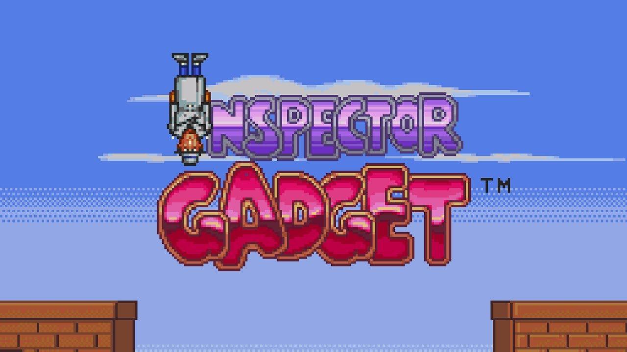 Ancient English Castle - Inspector Gadget