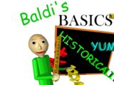 Dungeon (Unused) (Kickstarter Demo) - Baldi's Basics Plus