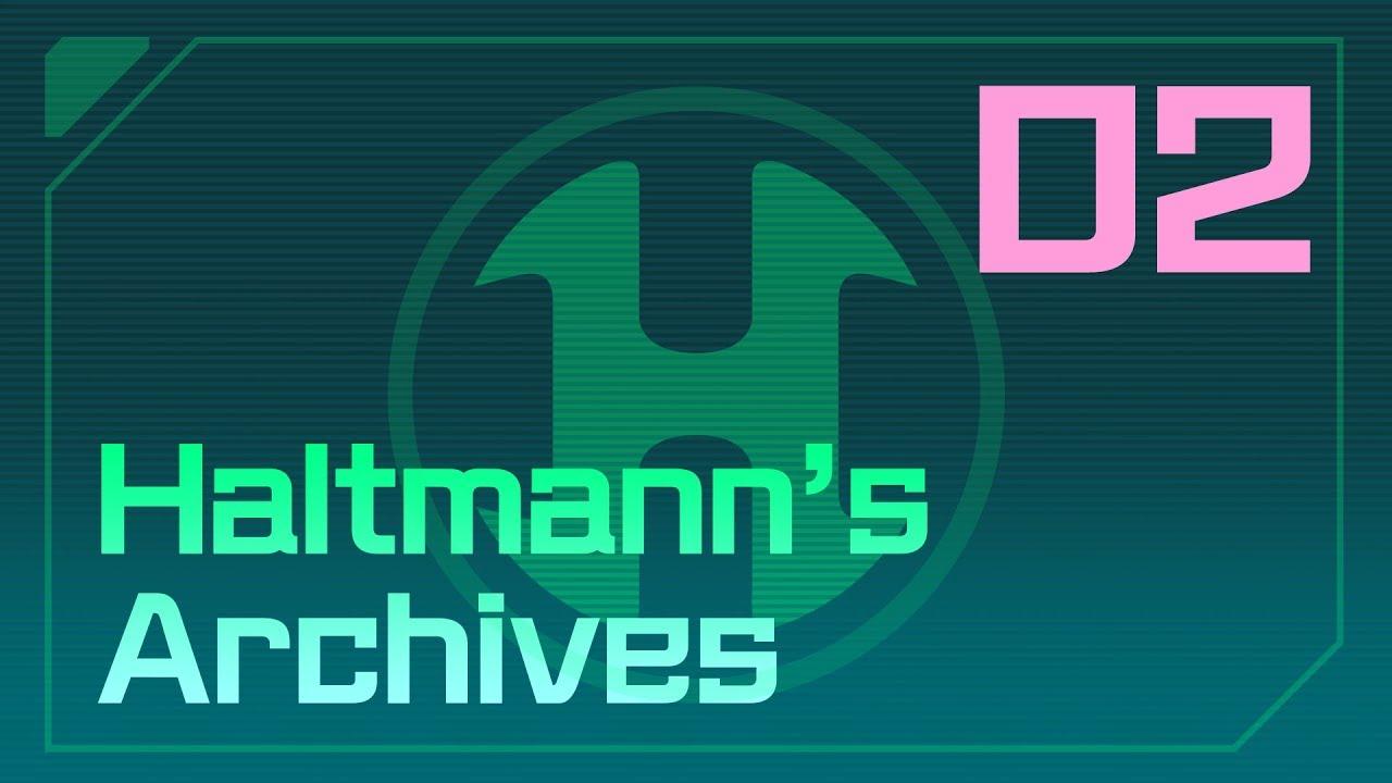 Termination (FILE-02) - Haltmann's Archives