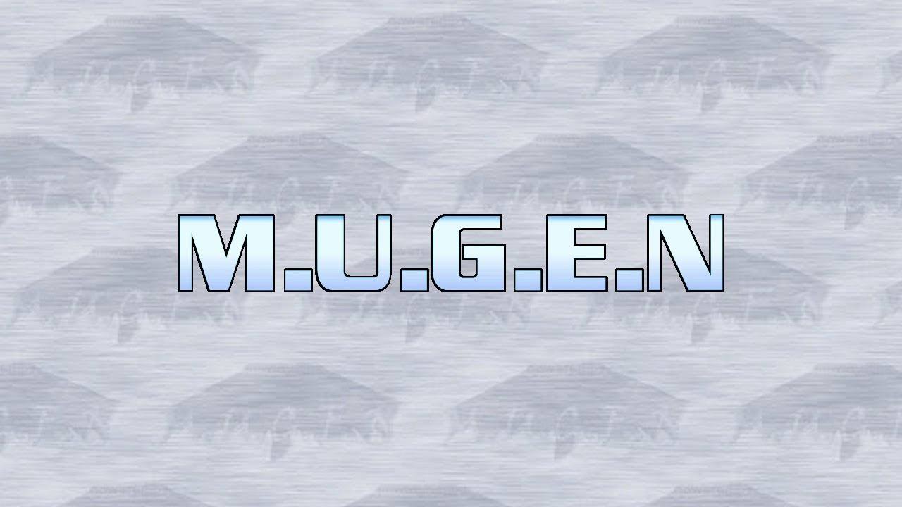 VS MODE - M.U.G.E.N