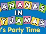 Opening Logo - Bananas In Pyjamas: It's Party Time