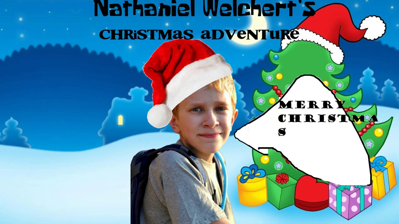 Carrot and Stick - Nathaniel Welchert's Christmas Adventure