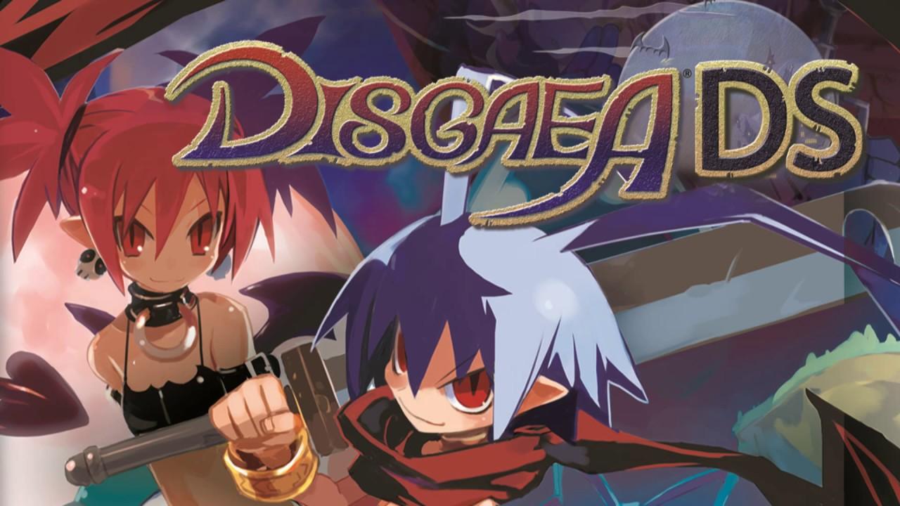 Battle of Eight Beat - Disgaea DS