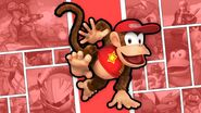 Diddy Kong SSB 3DS