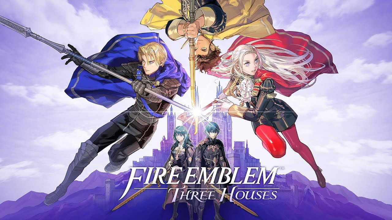 As Swift As Wind (Vocal Mix) - Fire Emblem: Three Houses