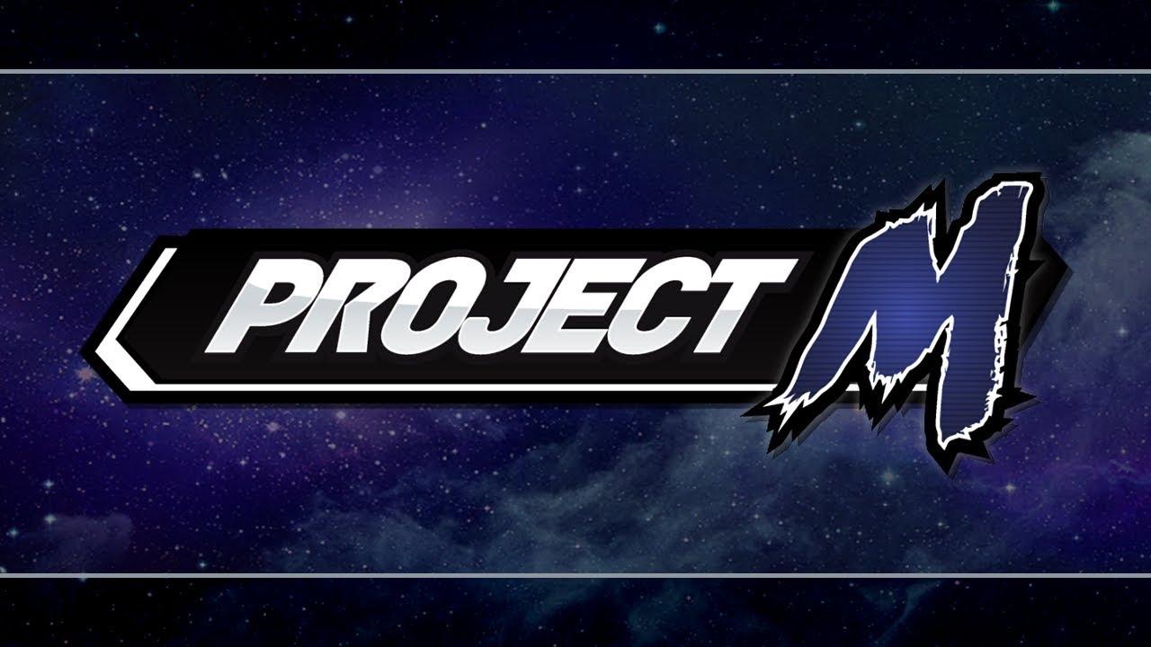 Menu 1 (Melee) - Project M