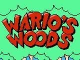 Versus Mode - Wario's Woods (NES)
