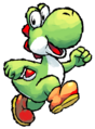 Yoshi Commits Tax Fraud Art