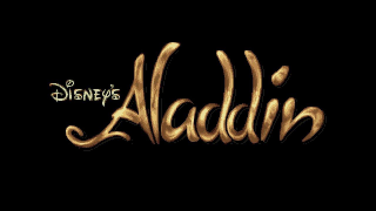 A Dark Man Waits - Aladdin (SNES)