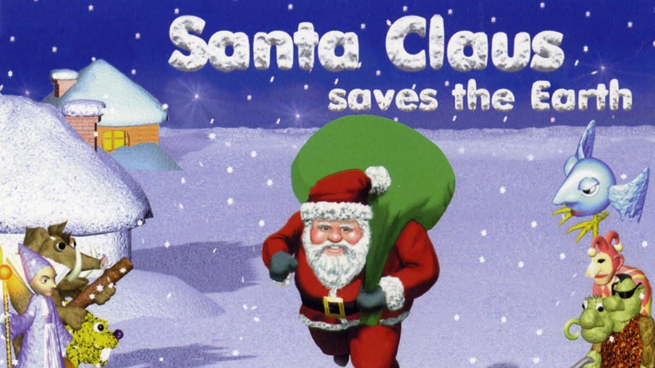 Area 7/12 - Santa Claus Saves the Earth