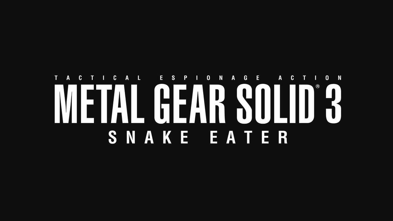 Snake Eater (NA Version) - Metal Gear Solid 3: Snake Eater
