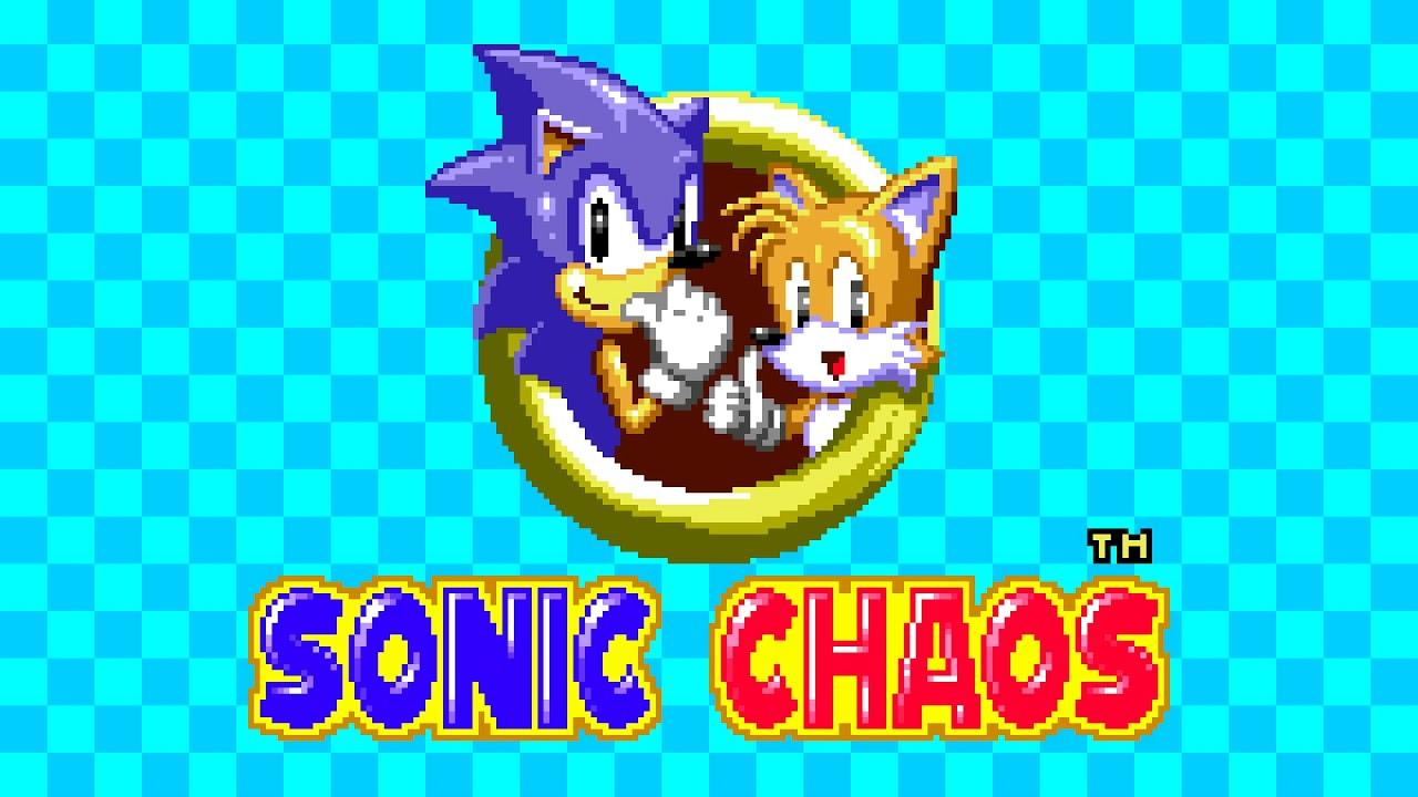 Aqua Planet Zone (Game Gear) - Sonic Chaos