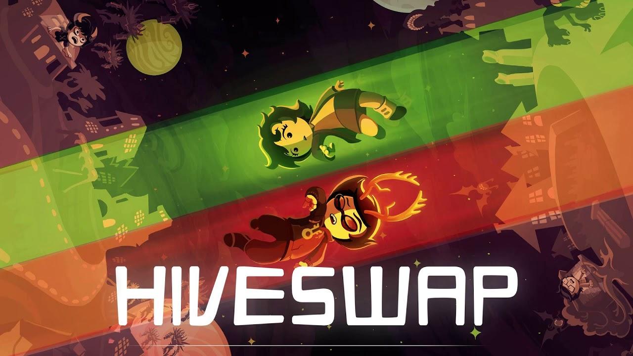 Anbroids V2.0 (Alternate Mix) - Hiveswap