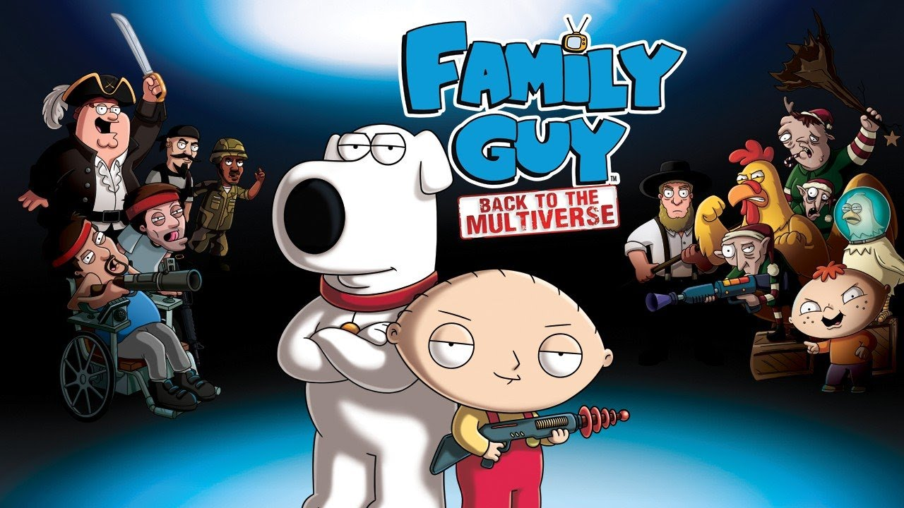 Main Theme - Family Guy: Back to the Multiverse