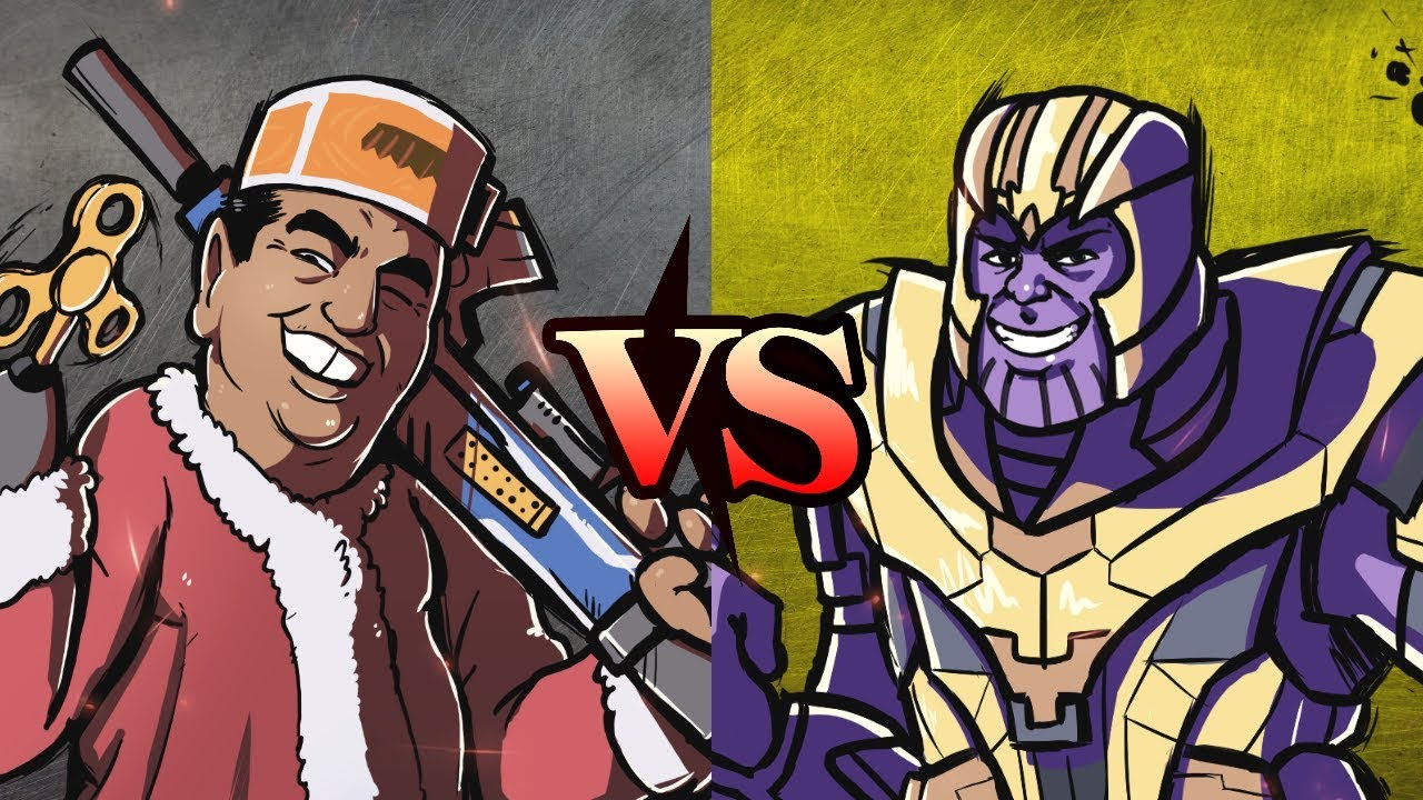 AJIT PAI vs. THANOS (Round 1, Match 6) - SiIvaGunner: King for a Day Tournament