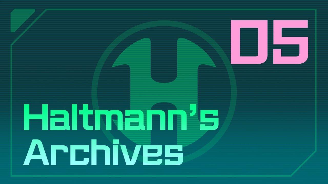 The Werewolf (FILE-05) - Haltmann's Archives