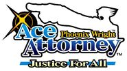 Phoenix Wright- Ace Attorney- Justice for All