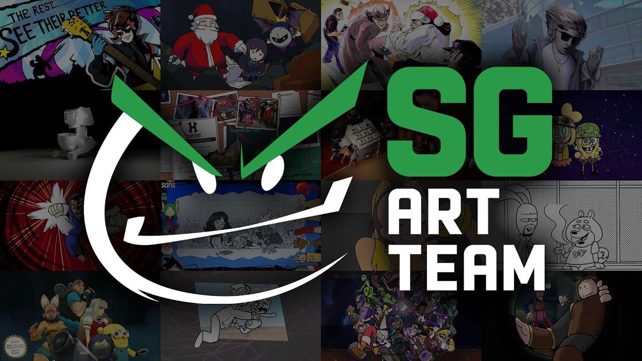 SG ART TEAM - Demo Reel