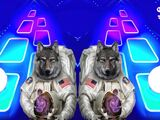 Astronaut in the Ocean - Masked Wolf - Astronaut Tiles Hop Beat