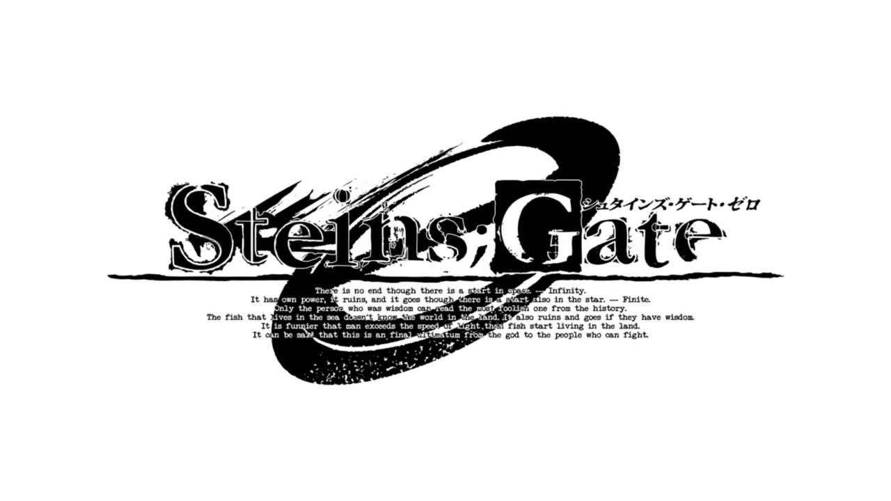 End of messenger - Steins;Gate 0