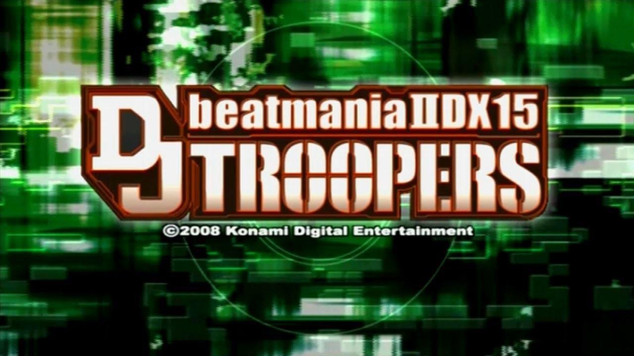 """Anisakis -somatic mutation type""""Forza""""- - beatmania IIDX 15 DJ TROOPERS"""
