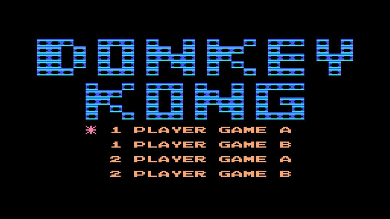 Donkey Kong Music - Game Start (Alternate Mix)