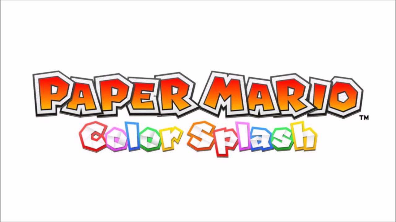 What Is This! Rescue V's Final Fight! - Paper Mario: CoIor SpIash