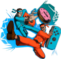 Nintendo Power - Swapped Colors (treydog1357)