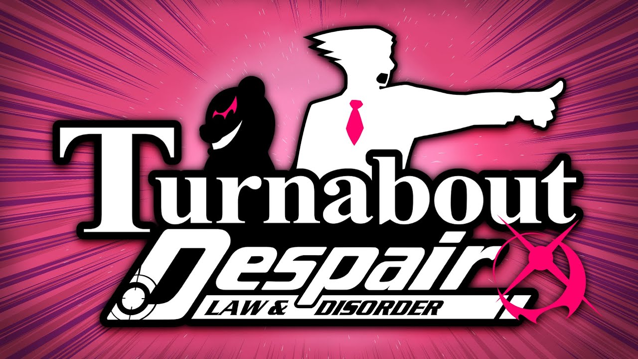 LAW & DISORDER: TURNABOUT DESPAIR - Teaser SiIvaFes