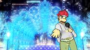 Blingless Gangsta Mario