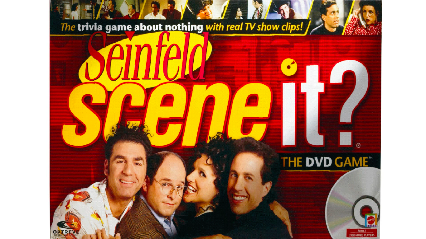 Main Theme (Beta Mix) - Deluxe Seinfeld Scene It? The DVD Game