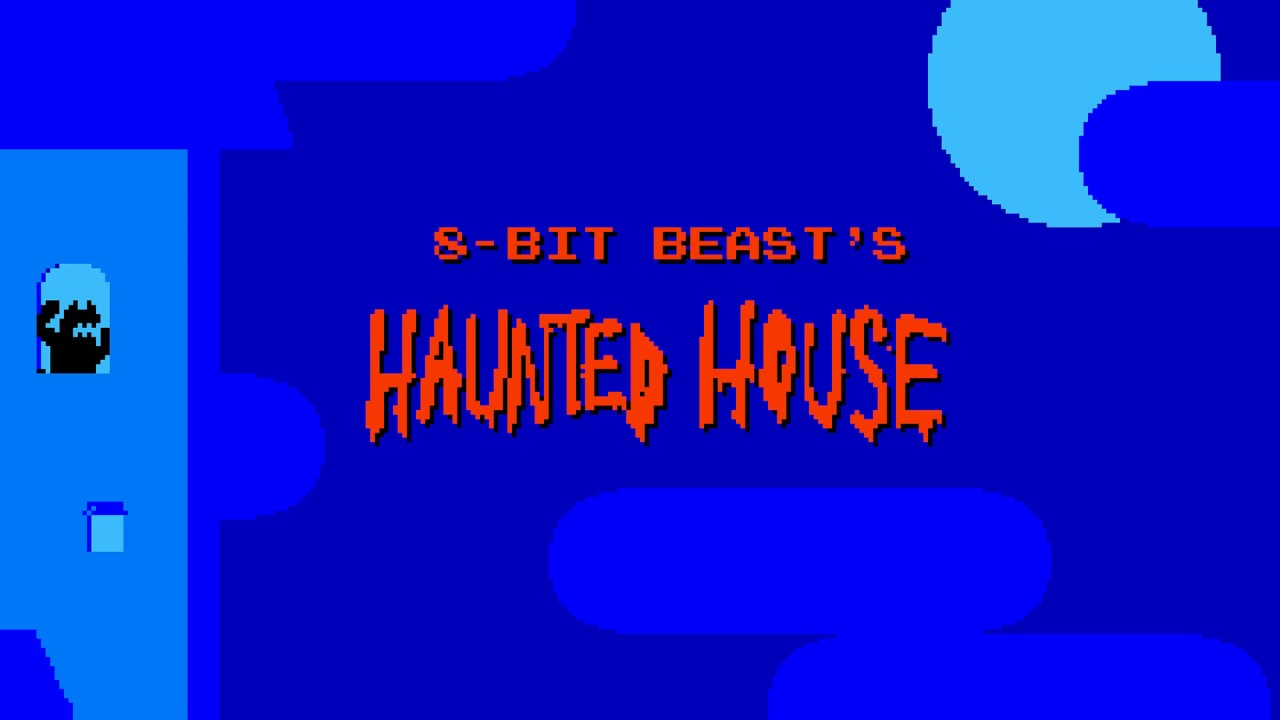 Haunted House (Beta Mix) - 8-Bit Beast's Haunted House