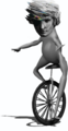 Here come dat siiva!