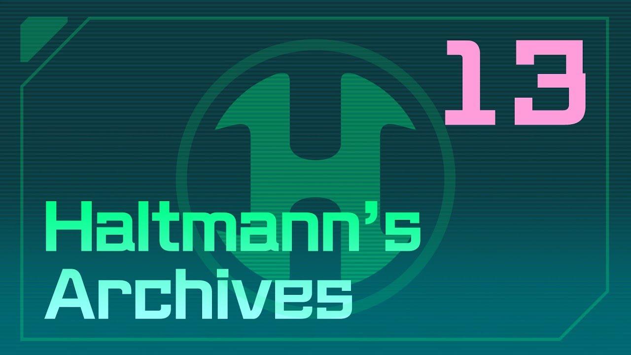 Mechanizing Occupation Project (FILE-13) - Haltmann's Archives
