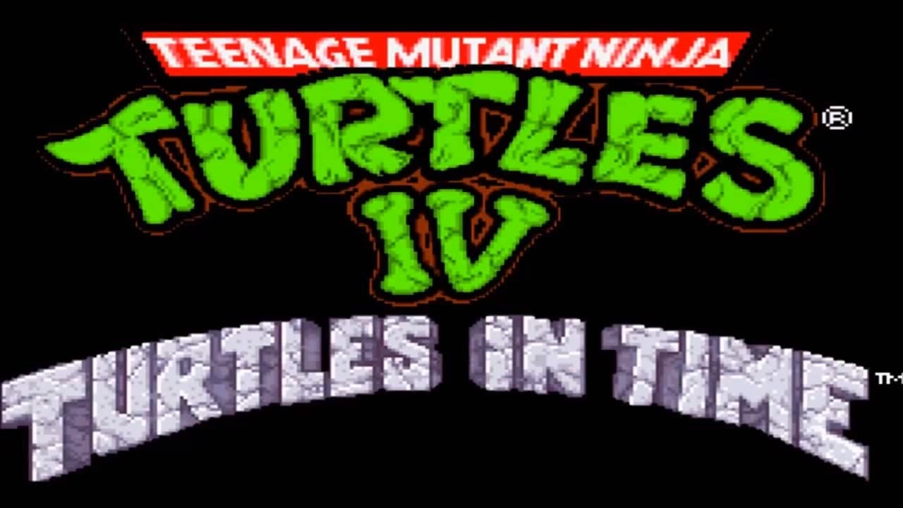 Big Apple, 3 A.M. - Teenage Mutant Ninja Turtles IV: Turtles in Time