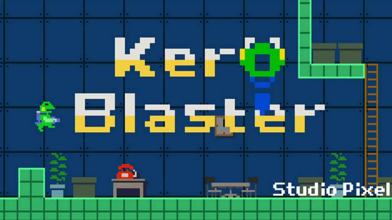 Cat & Frog Corp - Kero Blaster