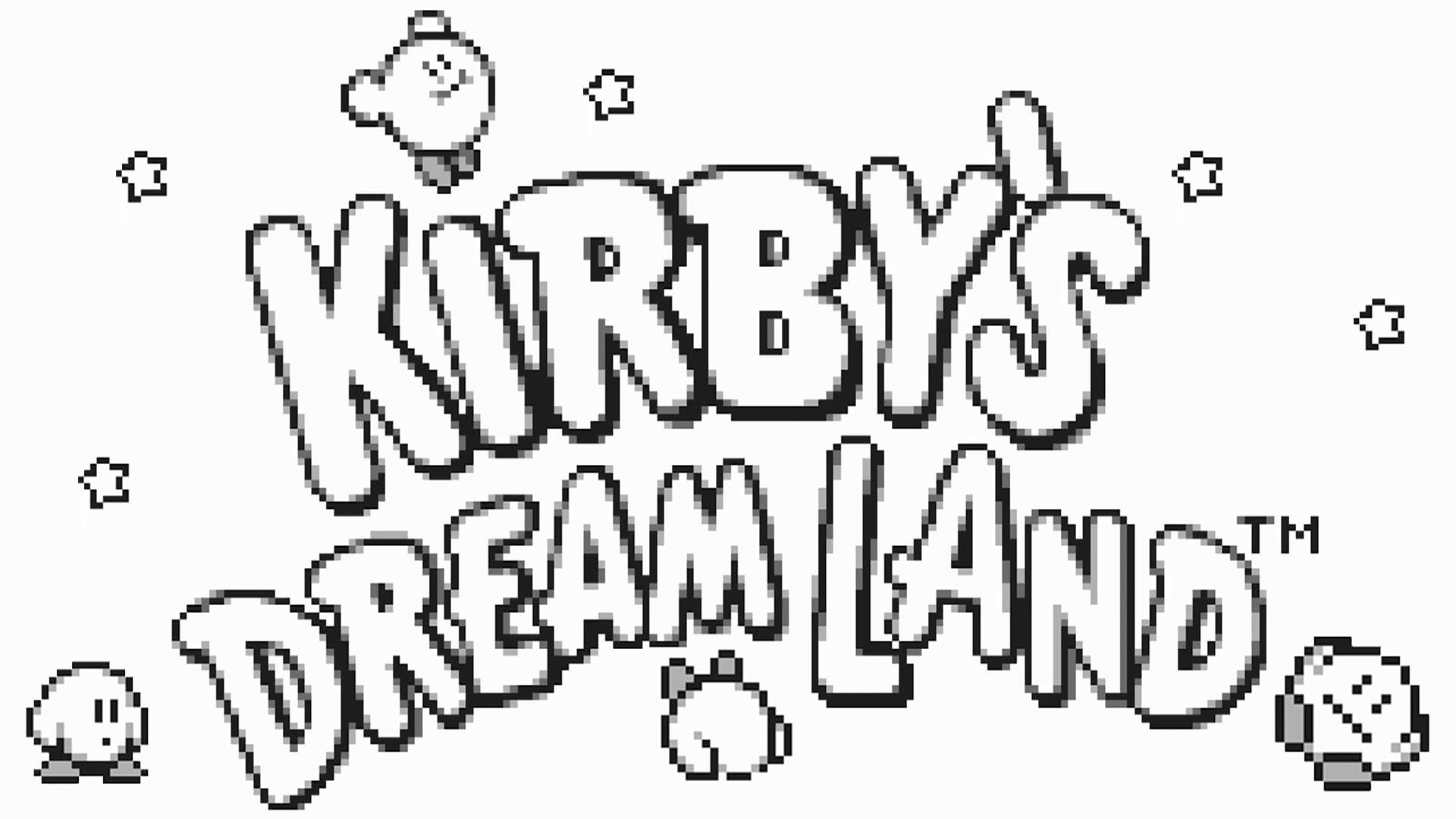 Green Greens (OST Version) - Kirby's Dream Land