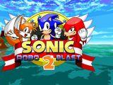 Egg Rock Zone, Act 2 (Beta Mix) - Sonic Robo Blast 2 (v2.2)