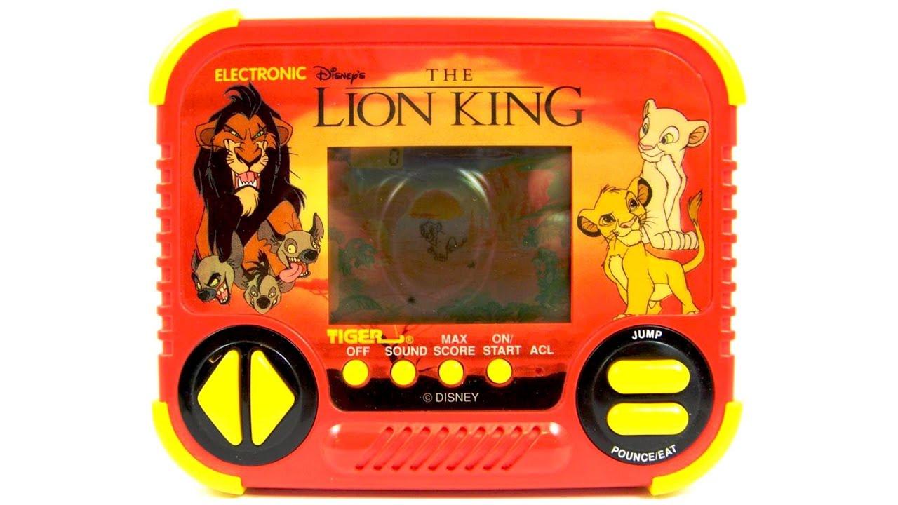 Circle of Life (Radio Edit) - The Lion King Tiger Handheld Game