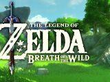 Gerudo Town (Day) - The Legend of Zelda: Breath of the Wild