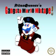 SIIVAGUNNER CRANK SQUAD - SUPER GANGSTA BROS. MIXTAPE (PROD. HALTMANN WORK$$$) - Alternate Album Cover (Aqua¢ycle)