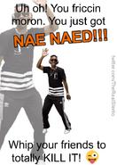 GilvaSunner - .@GiIvaSunner Whips & Nae Naes on Ellen the Generous - NAE NAE'D