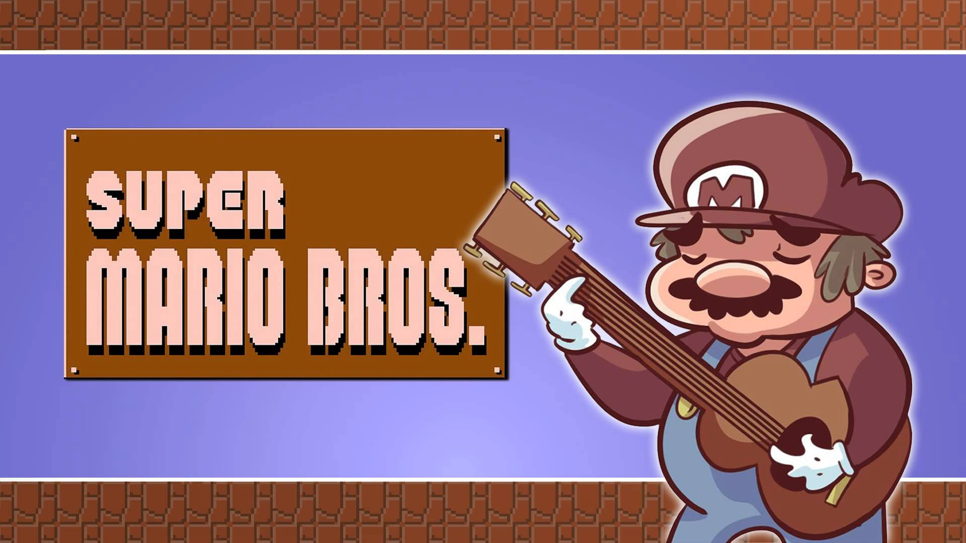 Ground Theme (Super Mario Bros.) - Mario Series for Guitar
