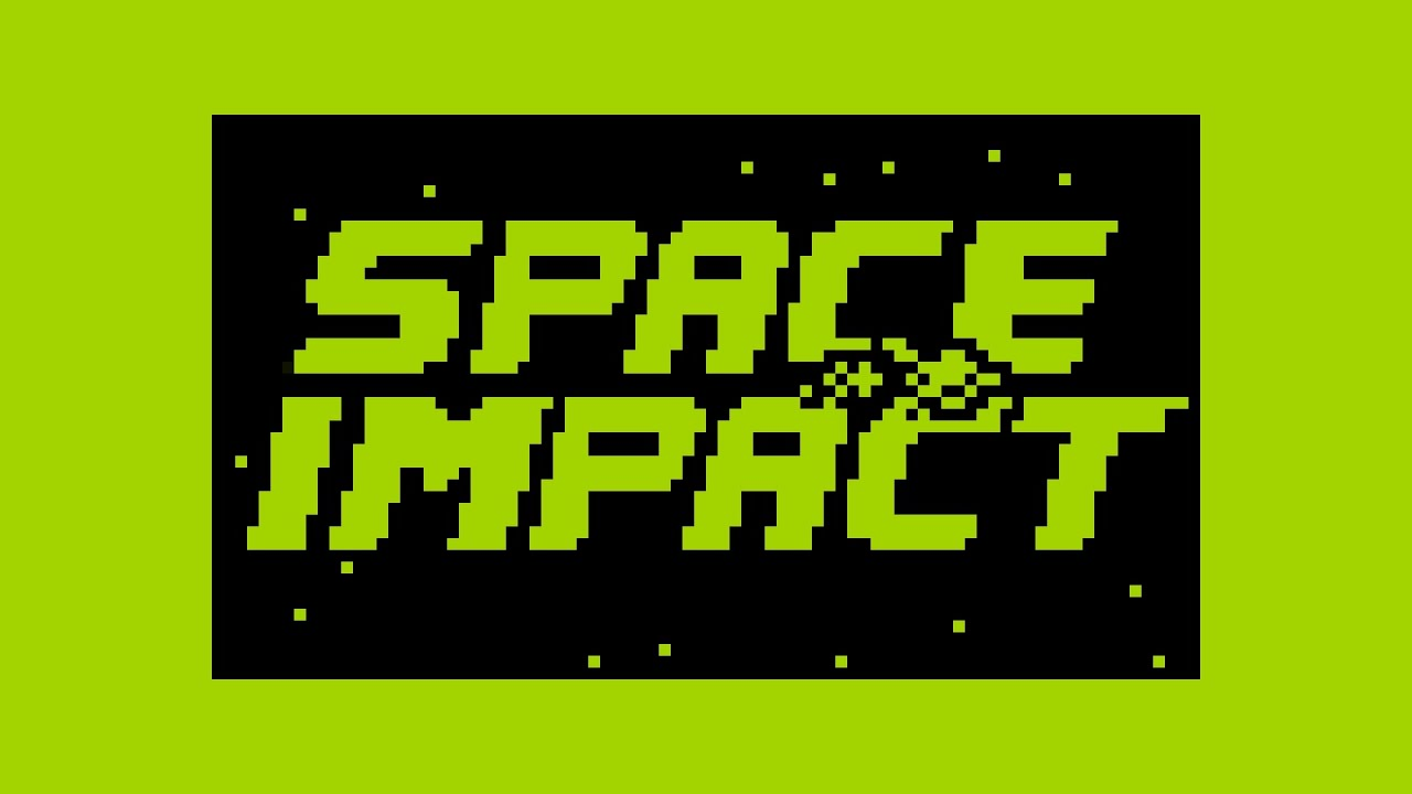 In-Game BGM - Space Impact