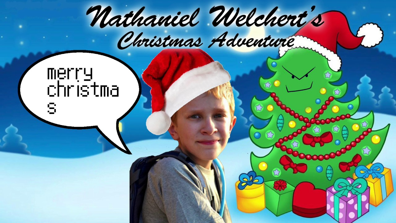 Inside the Diamond Mine - Nathaniel Welchert's Christmas Adventure