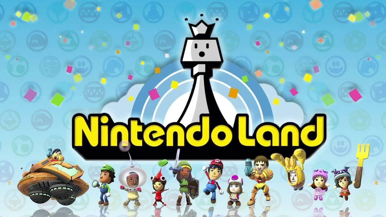 Donkey Kong's Crash Course ~ Level 1 - Nintendo Land